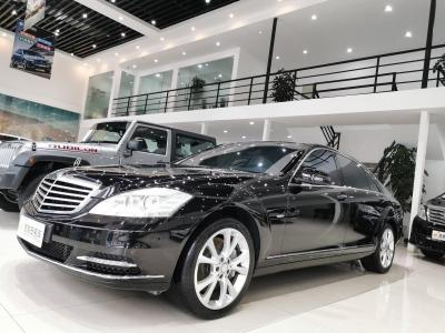 2012年1月 奔馳 奔馳S級  S 500 L 4MATIC Grand Edition圖片