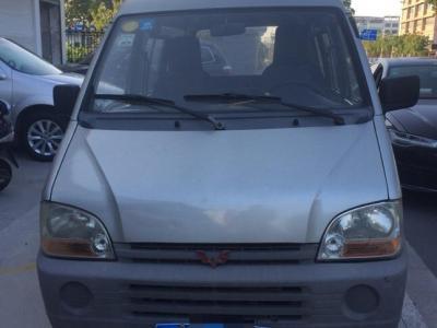 2010年6月 五菱 五菱之光 1.0L新版实用型短车身图片