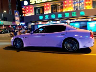 玛莎拉蒂 总裁  2006款 4.2L 运动版GT图片