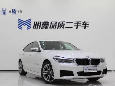 2019年1月 宝马 宝马6系GT(进口) 630i M运动套装图片