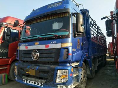 2013年10月 欧曼前四后八货车,国三排放图片