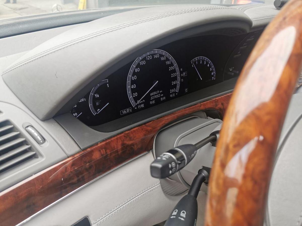 奔馳 奔馳SL級  2010款 SL 500圖片
