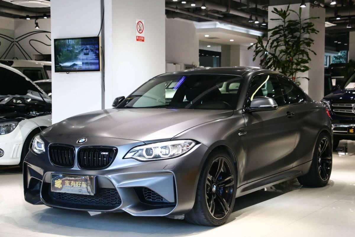2017年8月_出售二手车宝马 宝马M2  2016款 M2哪里有卖_价格多少45.8万