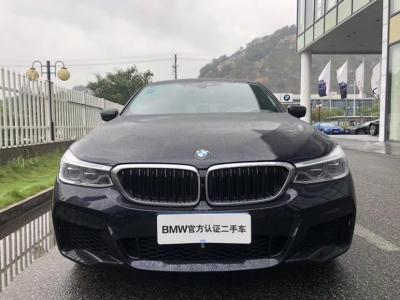 2019年6月 宝马 宝马6系GT(进口) 630i M运动套装图片