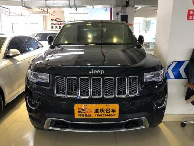 Jeep 大切諾基  2014款 3.0TD 柴油 舒享導航版
