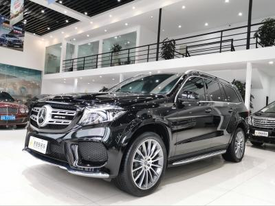 奔馳 奔馳GLS  2018款 改款 GLS 500 4MATIC