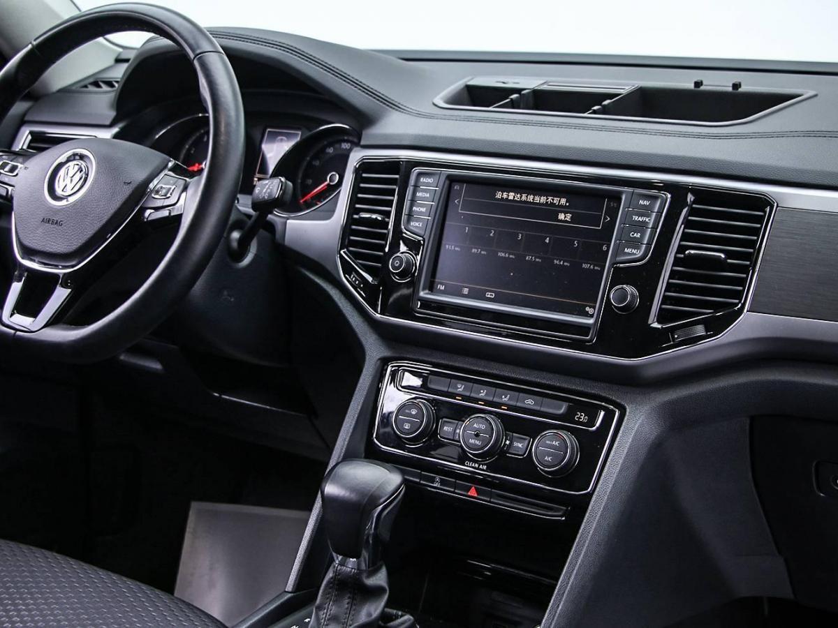 大众 途昂  2017款 380TSI 四驱舒适版图片