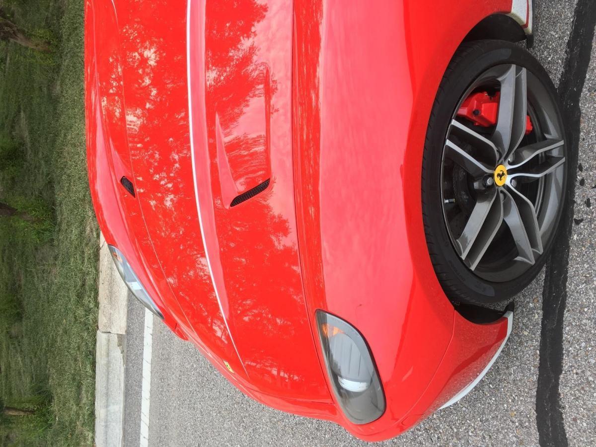 法拉利 599  2006款 599 GTB Fiorano 6.0图片
