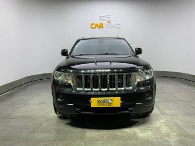 2013年8月 Jeep 大切诺基(进口) 3.6L 舒适版图片