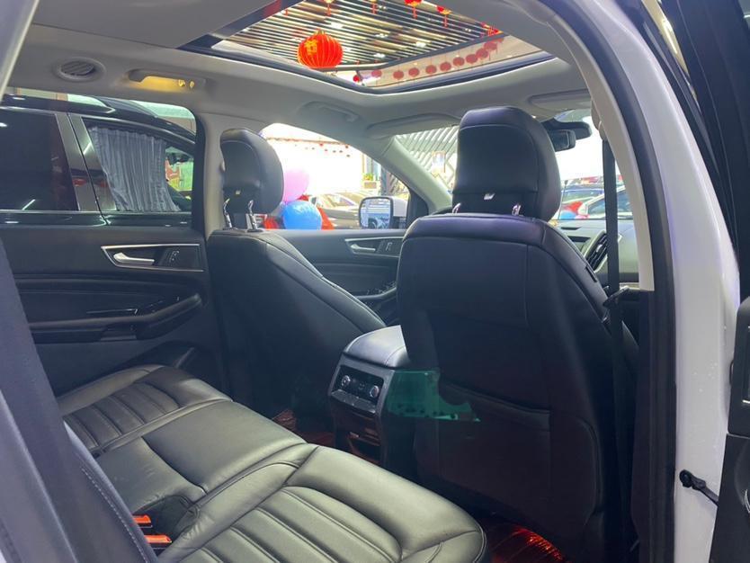 福特 锐界  2016款 EcoBoost 245 四驱豪锐型 7座图片