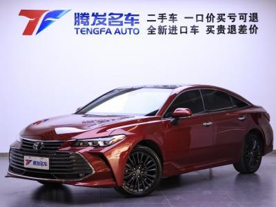 2019年5月 丰田 亚洲龙 2.5L Touring尊贵版 国V图片