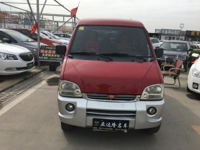 2010年10月 五菱 五菱之光 1.0L新版實用型長車身L2Y圖片