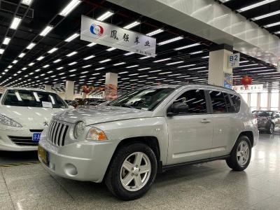 2011年4月 Jeep 指南者  2.4L 四驱运动版图片