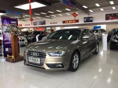 奥迪 奥迪A4L  A4L 2.0T FSI 35 TFSI 舒适型图片