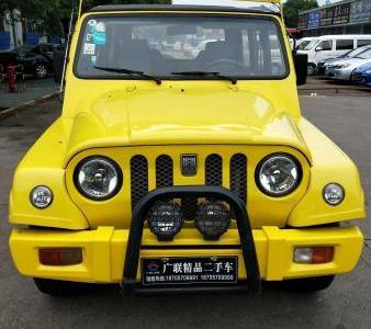北汽 北京212  2.0 四驱舒适版图片