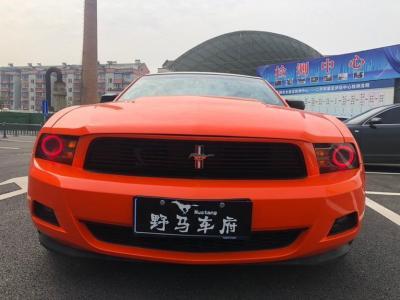 福特 野馬  2015款 3.7L 硬頂