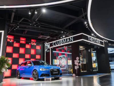 奥迪 奥迪RS 6  2018款 RS 6 4.0T Avant尊享运动限量版图片