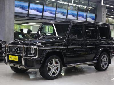 2017年9月 奔驰 奔驰G级AMG  AMG G 65图片