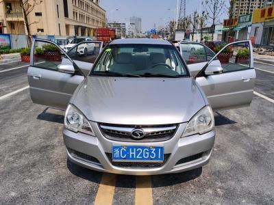 V3菱悦图片 东南 改款 1.5L CVT风采版