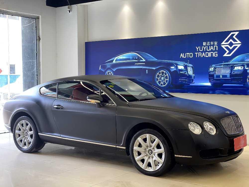 2006年1月 宾利 欧陆  GT 6.0图片