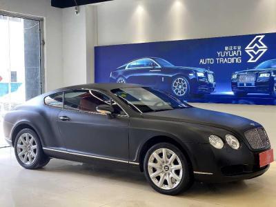 賓利 歐陸  2004款 GT 6.0圖片