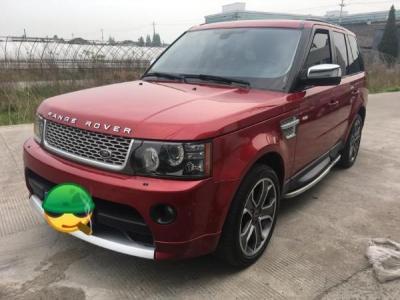 2012年9月 路虎 揽胜运动版 3.0T 极致运动版 柴油型图片