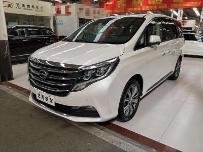 廣汽傳祺 GM8  2018款 320T 旗艦版圖片