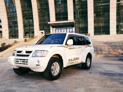 三菱 帕杰羅  2008款 V73 3.0L AT GLS圖片