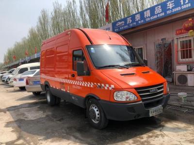 2018年4月 依维柯 褒迪Power Daily 2.8T经典X52载货车3950轴距43S5图片