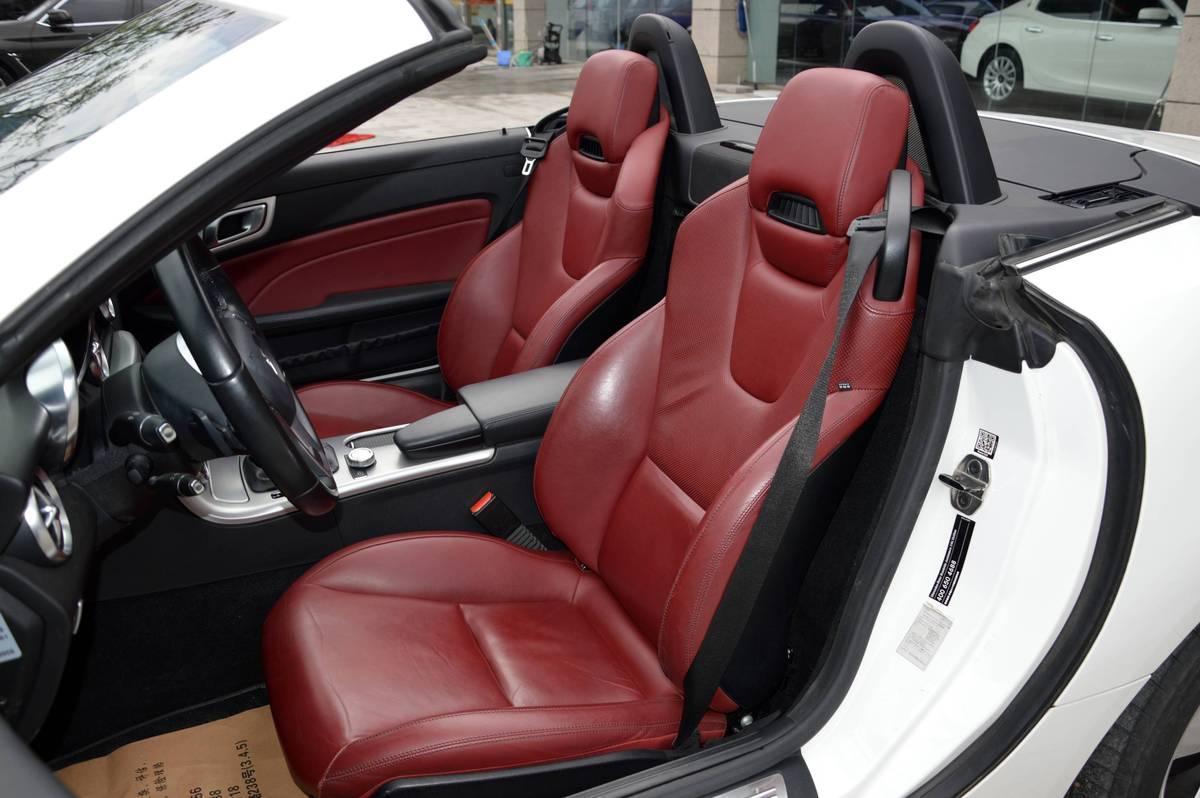奔驰 奔驰SLK级  2015款 SLK 200 碳纤维限量版图片