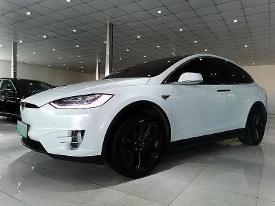 特斯拉 Model X  2016款 Model X 75D圖片