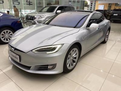 2018年9月 特斯拉 Model S  Model S 75D 标准续航版图片
