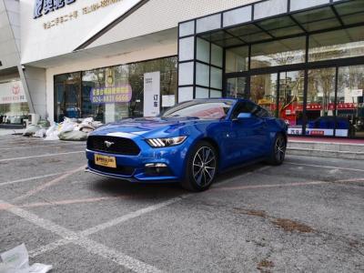 2018年4月 福特 Mustang 2.3T 美规版图片