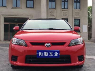2013年3月 丰田 杰路驰(进口) 2.5L 豪华版图片