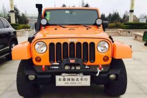 Jeep牧马人&nbsp2013款 3.6 四门 Sahara 3.6