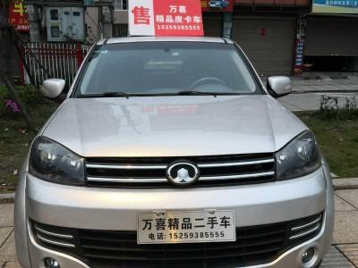长城 风骏5  2014款 2.8T进取型大双排GW2.8TC图片