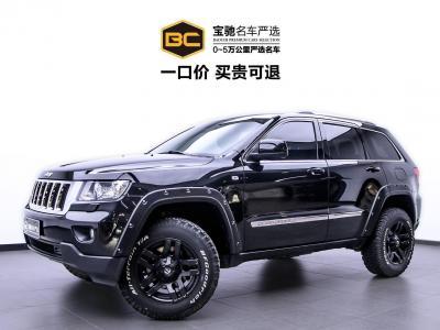 Jeep 大切诺基(进口) 3.6L 舒适导航版图片
