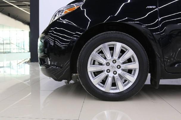 丰田2016款 Sienna 3.5L四驱 Limited 加版图片