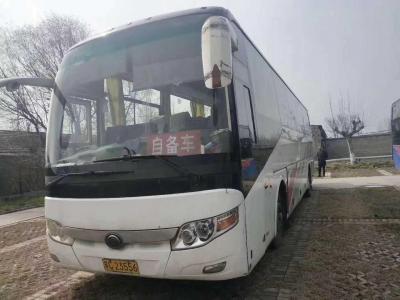2011年5月 11年宇通客车51座非营运玉柴苏牌手续齐全图片