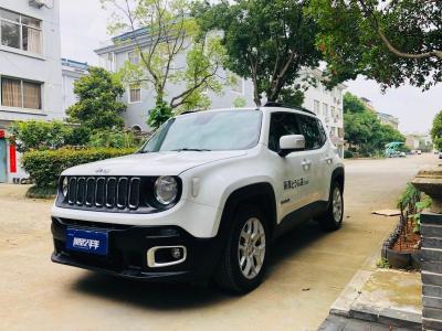 Jeep 自由侠 180T 自动劲能版图片