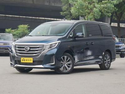 广汽传祺 GM8  2020款 390T 尊贵版