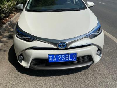 2019年6月 丰田 雷凌   双擎 1.8H CVT运动版 国V图片