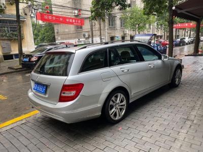 2012年6月 奔驰 奔驰C级(进口) C 200 时尚旅行版图片