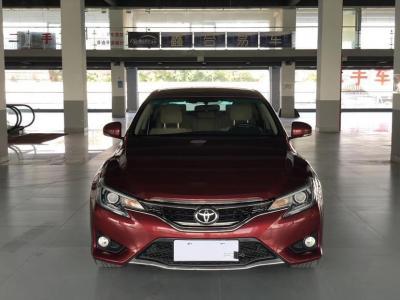 2015年2月 丰田 锐志 2.5V 尚锐版图片