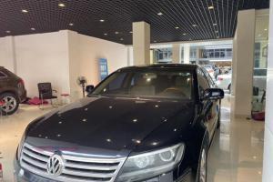 2012年6月 大众 辉腾  3.6L V6 5座加长商务版图片