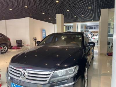 2012年6月 大众 辉腾(进口) 3.6L V6 5座加长商务版图片