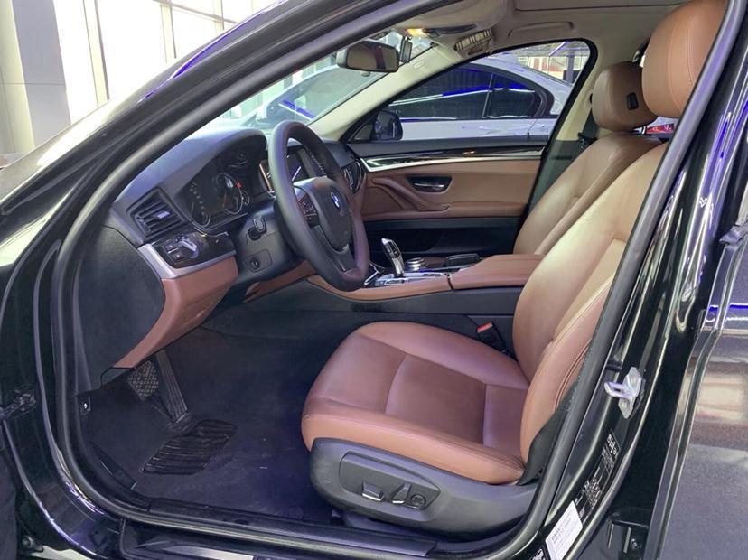 宝马 宝马5系  2014款 528Li xDrive豪华设计套装图片