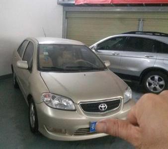 丰田 威驰 1.3 GL图片