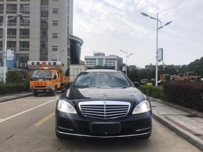 2011年11月 奔馳 奔馳S級(進口) S 300 L 商務型圖片