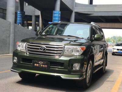 丰田 兰德酷路泽进口2013款5.7L中东版 图片